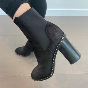 Adorable rag and bone healed booties